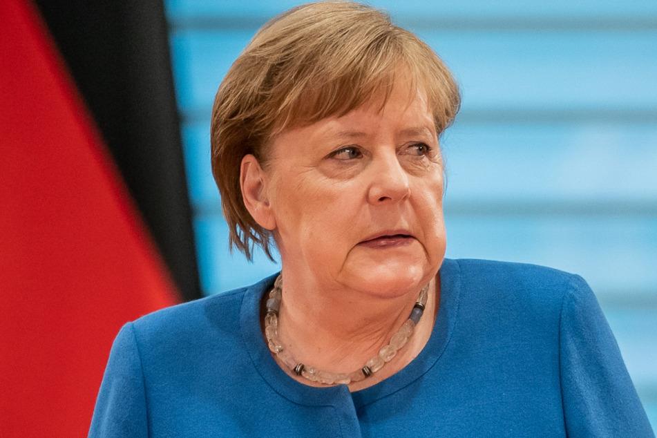 Angela Merkel (65, CDU).