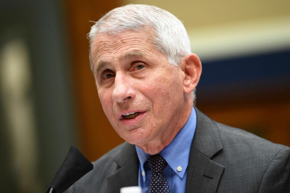 Anthony Fauci, Direktor des Nationalen Instituts für Infektionskrankheiten, sagt im Capitol Hill vor dem Ausschuss für Energie und Handel über die Reaktion der Verwaltung von US-Präsidenten Trump zur Corona-Pandemie aus.