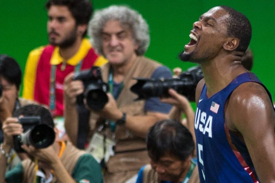 Team USA gets handed a shocking loss by Nigeria in men's basketball exhibition