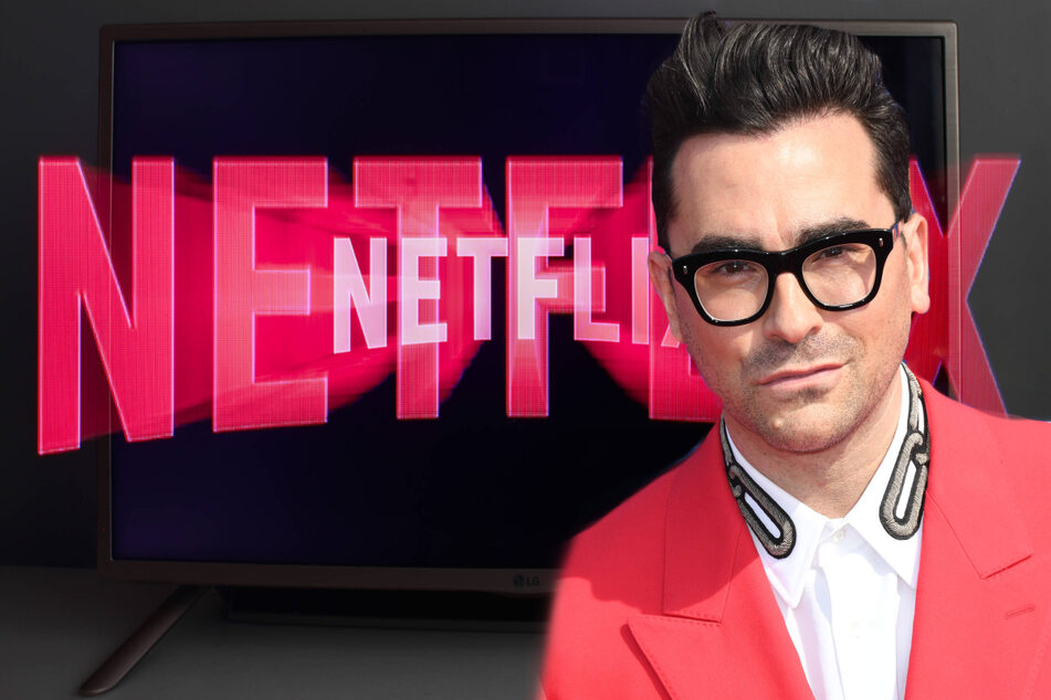 Dan Levy will produce, write, and direct new scripted content for Netflix.