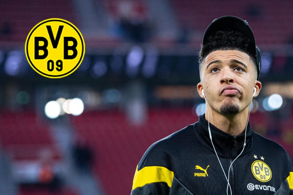 BVB-Verbleib oder Premier League? Jadon Sancho will Dortmund verlassen!