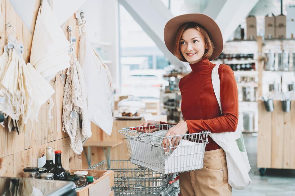 Kunden müssen ihren Einkauf aber selbst einscannen und bezahlen mit EC-Karte.