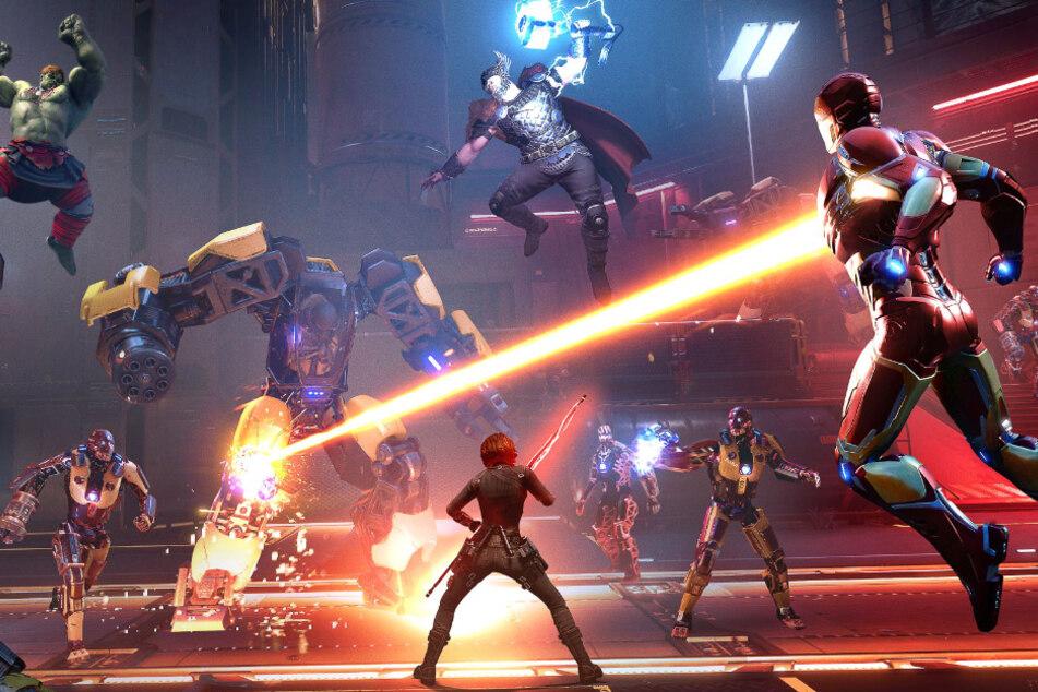 Ab dem 4. September verschlägt es auch Iron-Man und Co. ins Service-Game-Business.