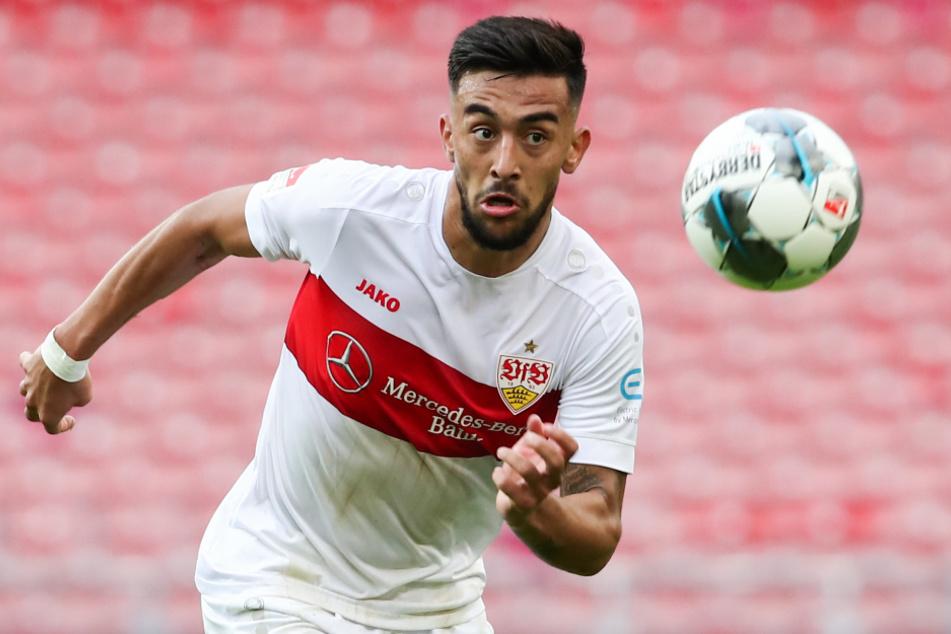 Bleibt Nicolas Gonzalez (23) beim VfB Stuttgart?