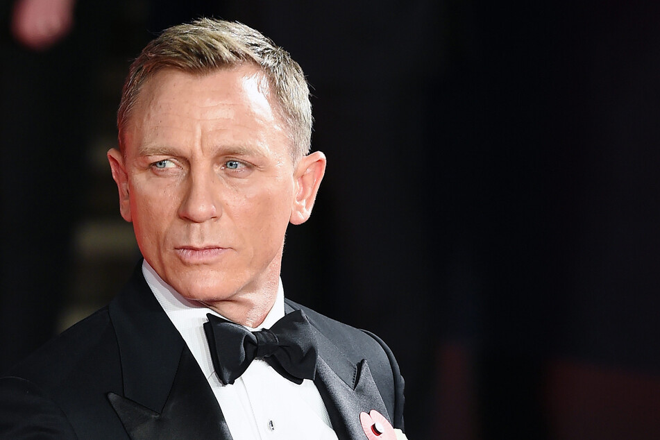 """Der aktuelle """"James Bond"""" wird von Daniel Craig (52) geschauspielert."""