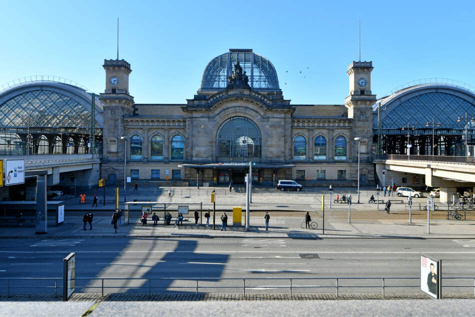Macheten-Angriff am Dresdner Hauptbahnhof: 46-Jähriger in Untersuchungshaft