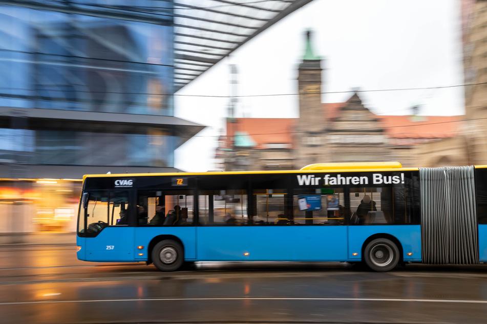 Bargeld ade: Alle Busse der CVAG wurden auf das bargeldlose Bezahlsystem umgerüstet.