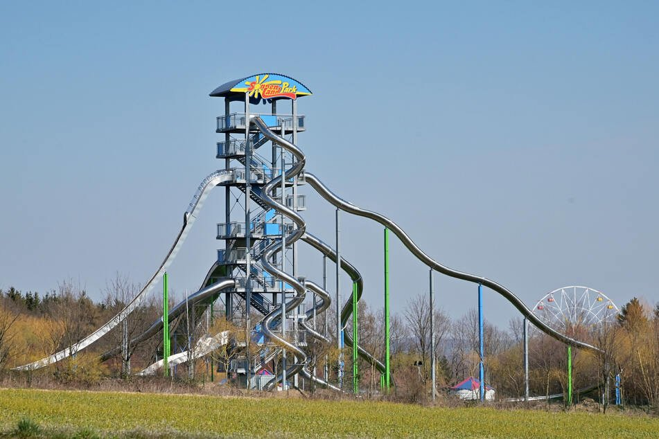 Der Sonnenlandpark bietet Spaß für Groß und Klein.