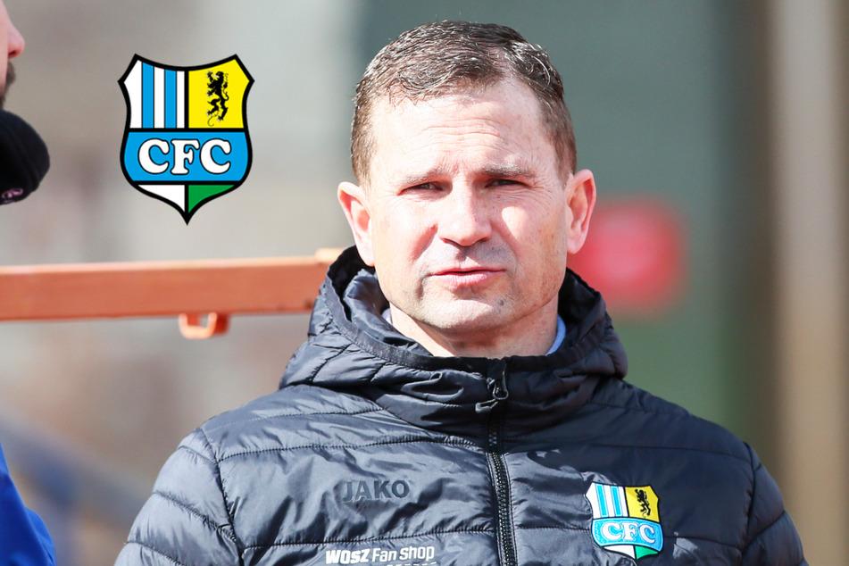Chemnitzer FC: Sportchef Marc Arnold kündigt weitere Testspiele an
