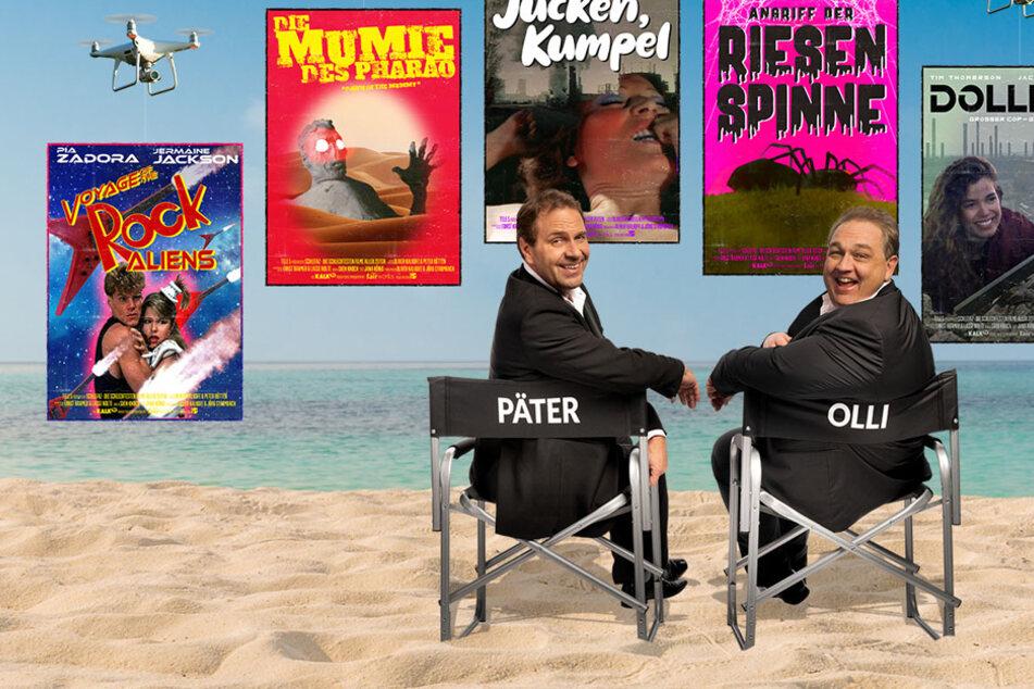 Von He-Man bis Riesenspinnen: So wird die SchleFaZ-Sommerstaffel!