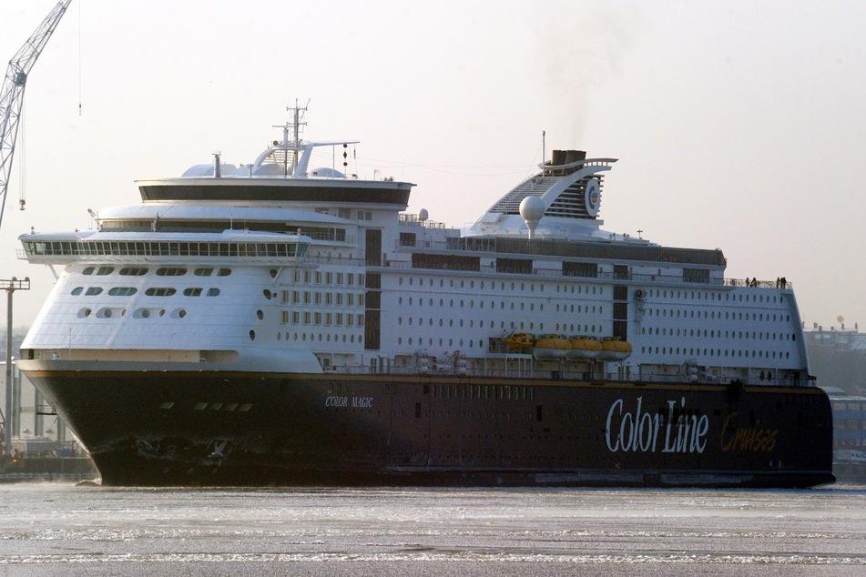 Deutscher Passagier stürzt auf der Nordsee von Fähre und stirbt