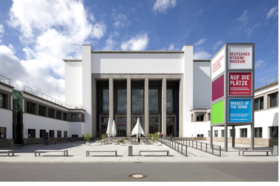 """Das Dresdner Hygiene-Museum ist mit der Ausstellung """"Im Gefängnis. Vom Entzug der Freiheit"""" digital dabei."""