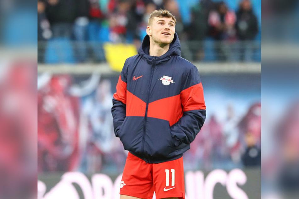 Der deutsche Nationalstürmer kann RB Leipzig in diesem Sommer für etwa 60 Millionen Euro verlassen.