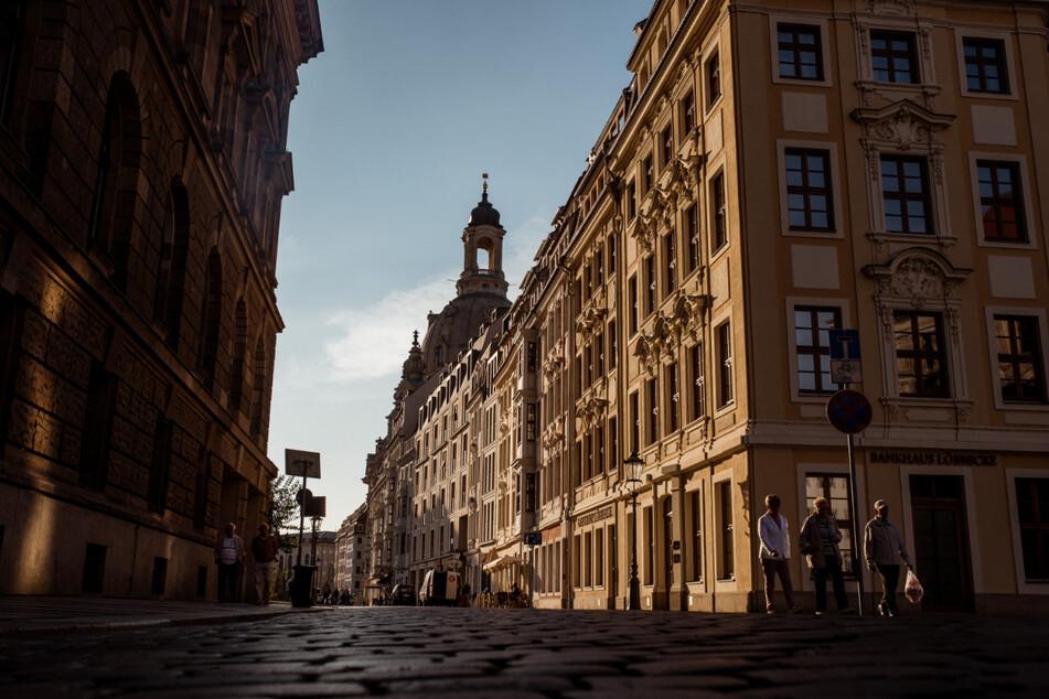 Blick auf die Frauenkirche. (Foto: Tobias, Unsplash)