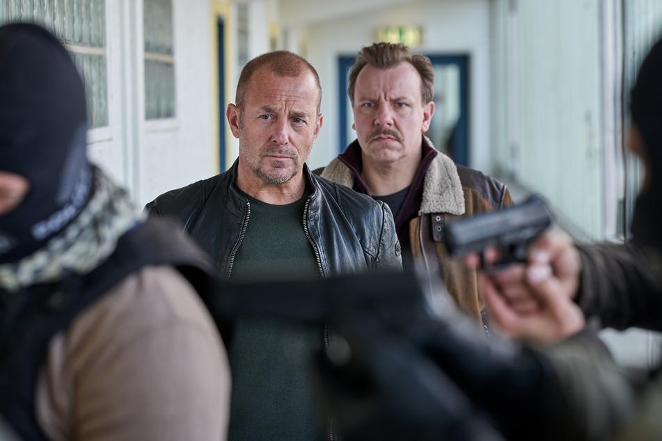 True-Crime ist angesagt: Heino Ferch spielt wieder echten Polizisten