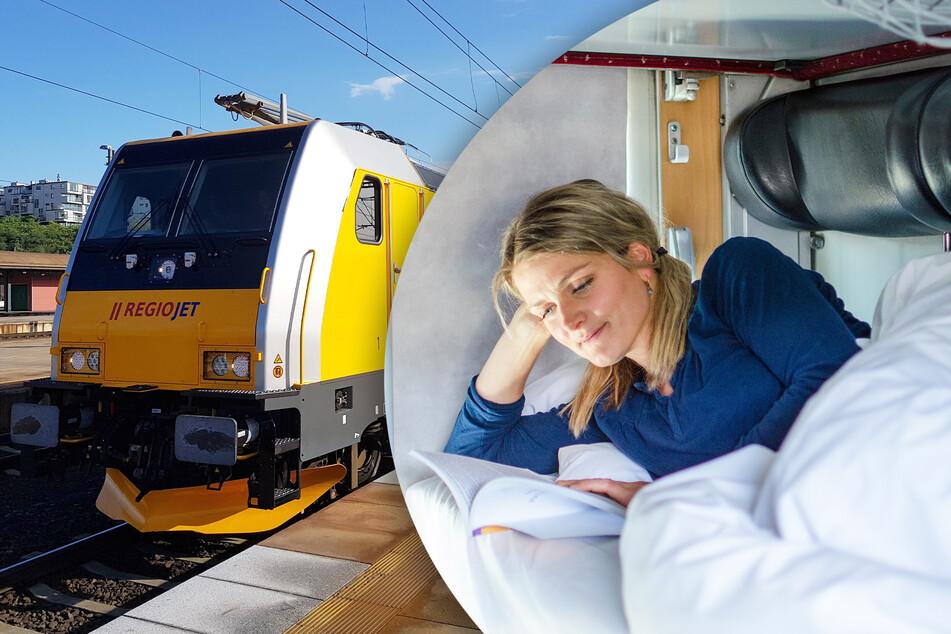 Tschechen planen Schlafwagen-Zug ab Dresden und Berlin: Im Traum nach Amsterdam