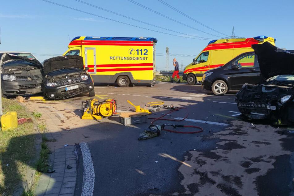 Horror-Crash: Ein Toter und zwei Verletzte