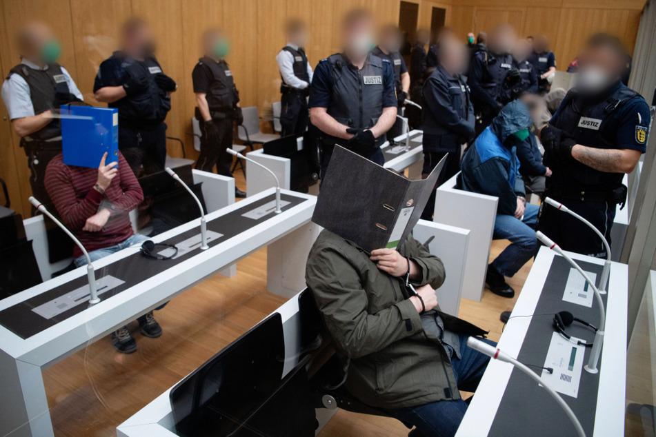 """Prozess gegen mutmaßliche Terrorzelle """"Gruppe S."""" geht weiter"""