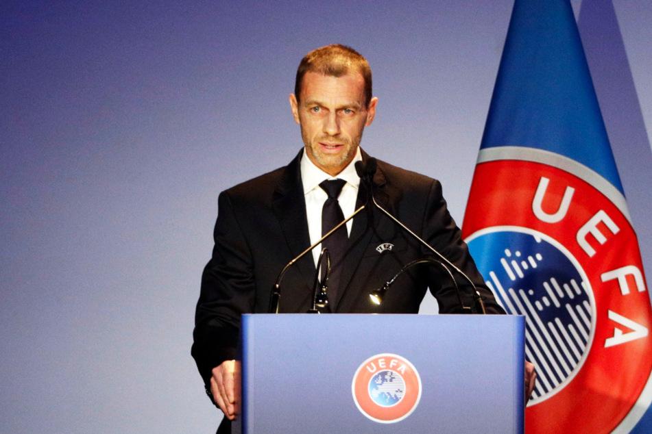 PräsidentAleksander Ceferin und das UEFA-Exekutivkomitee müssten den Beschluss offiziell fassen.