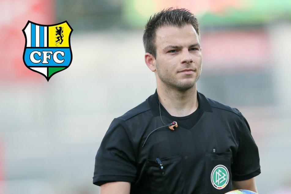 """""""Absolute Frechheit!"""" Schiri aus Bayern verpfeift CFC in Würzburg"""