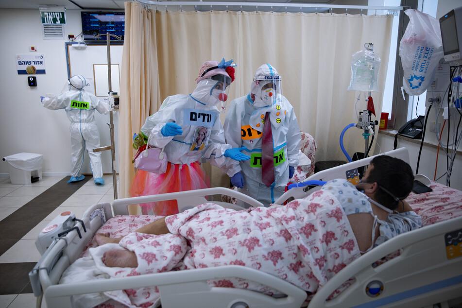 In Israel gab es bislang 330.330 gemeldete Corona-Infektionen.
