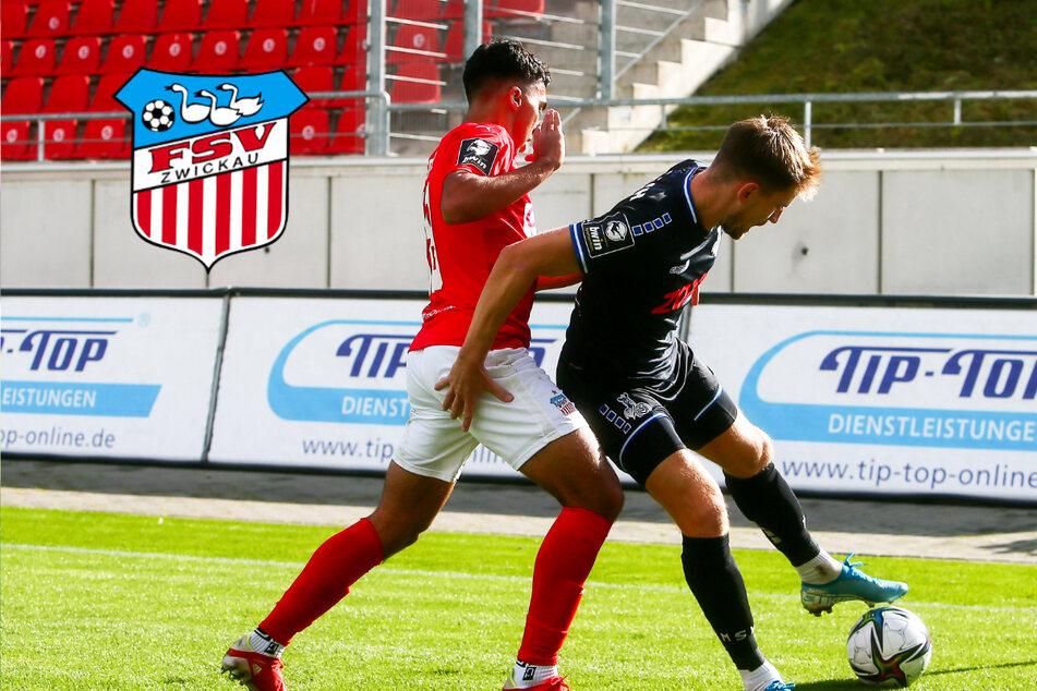 FSV Zwickau dreht packendes Spiel in irrer Schlussphase und holt 1. Heimsieg!