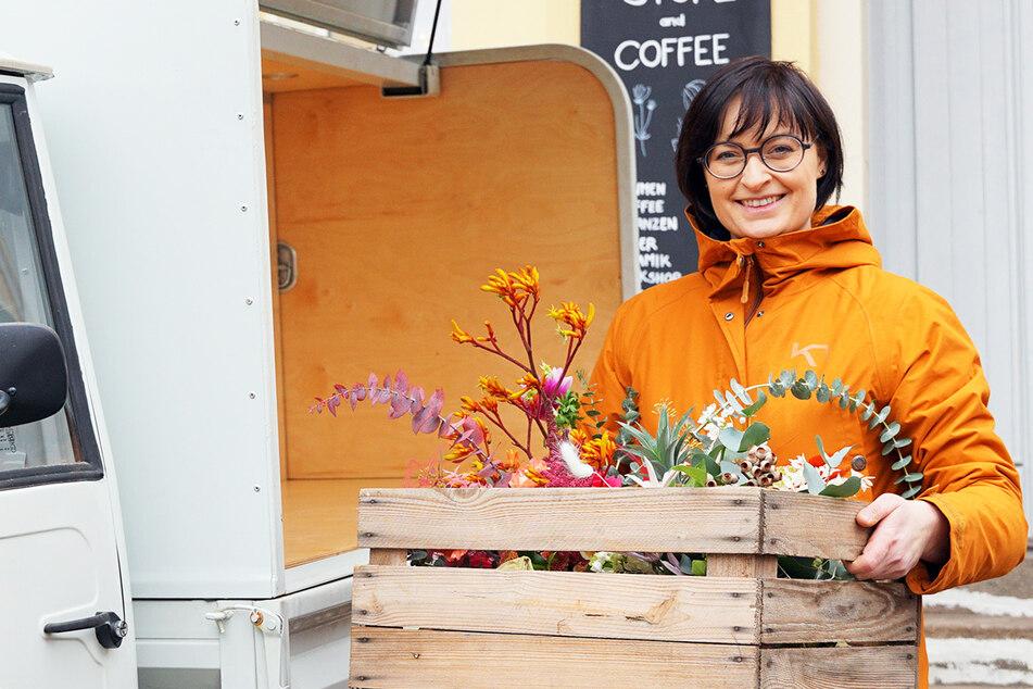 Ist Juliane Müller aus Dresden die beste Floristin in Mitteldeutschland? Urteil fällt im TV!
