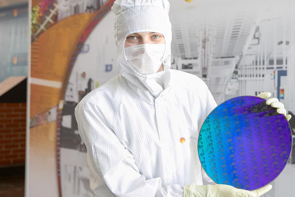 Wegen Corona explodiert die Nachfrage: Chip-Hersteller investiert 400 Mio. Euro in Dresden