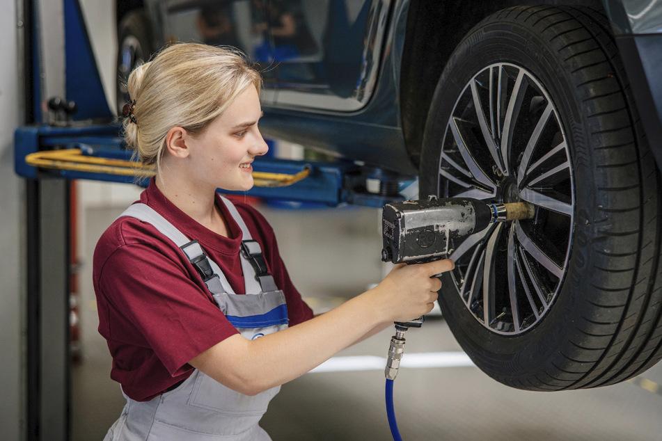 Volkswagen Sachsen sucht junge Leute für diese spannenden jobs