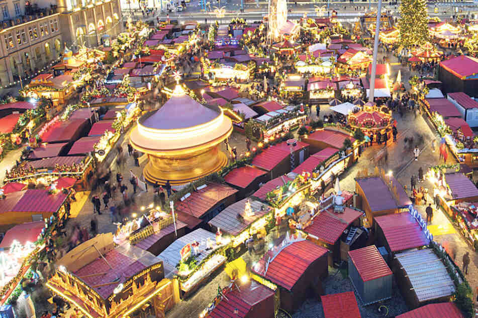 Dresden: Weihnachtsmärkte in Dresden schon Mitte November?