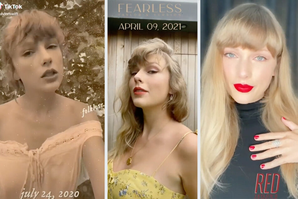 """""""Let the games begin"""": Taylor Swift joins TikTok and serves some throwback fun"""