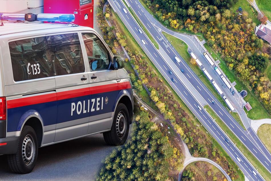 13-Jährige allein auf Autobahn-Rastplatz: Vater ließ sie zurück!