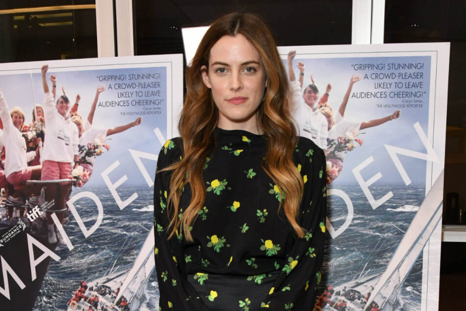 Schauspielerin Riley Keough (31).
