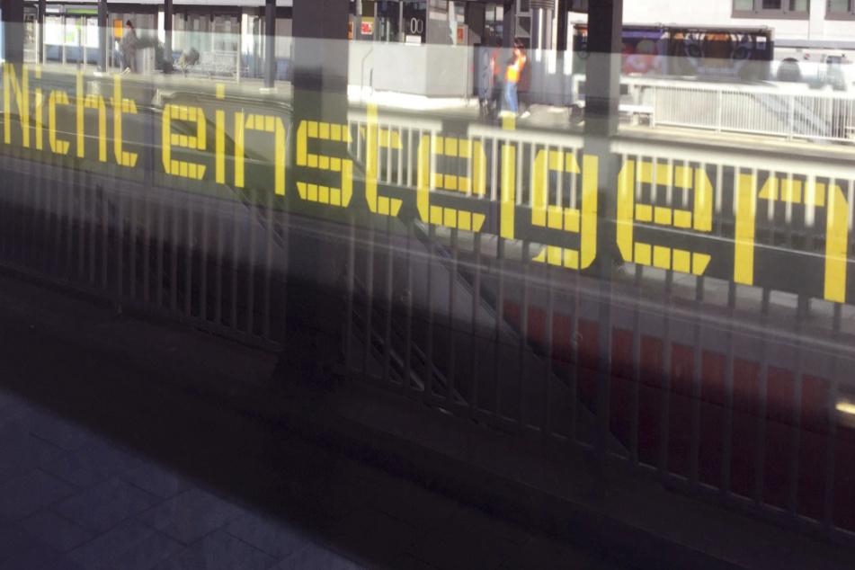 Sperrung der Münchner Stammstrecke: Hier geht nichts mehr