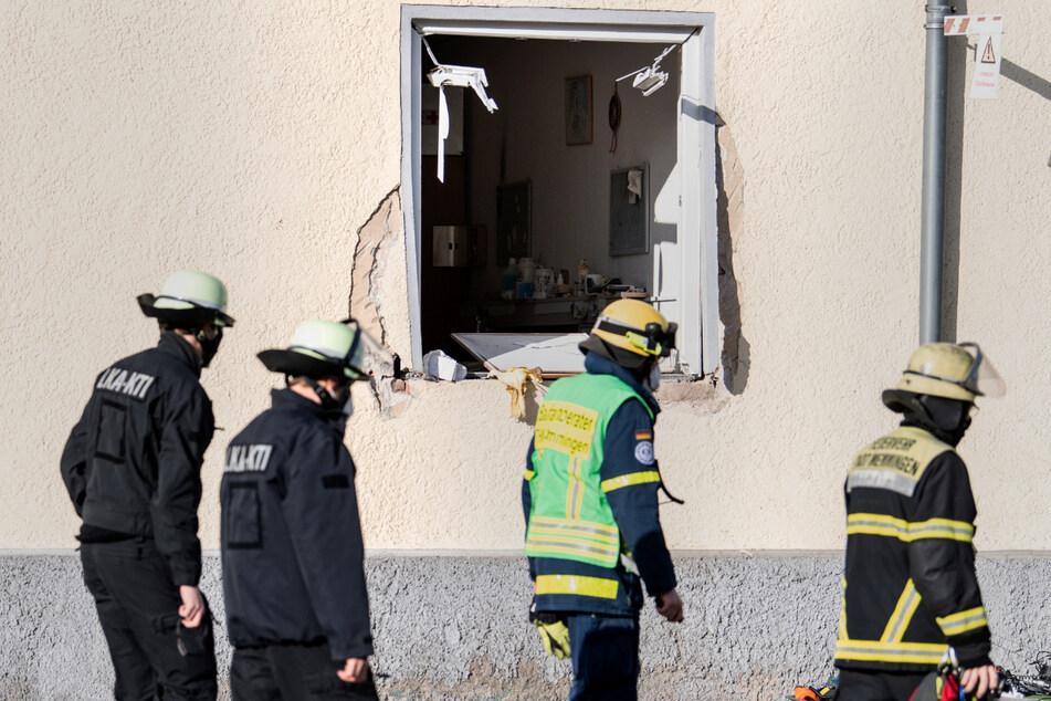 Einen Monat nach Explosion in Memmingen: Ursache für Unglück gefunden!