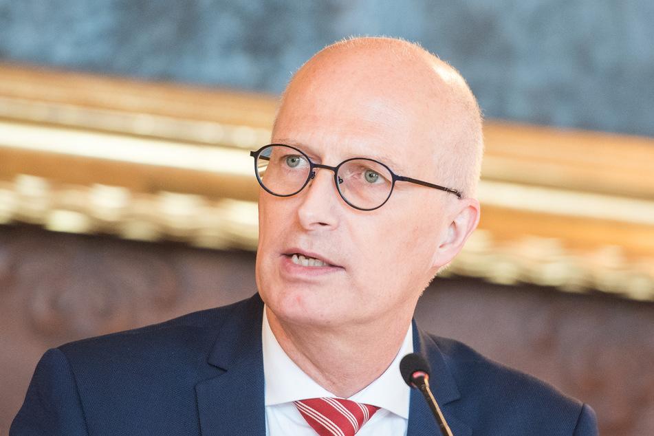 Peter Tschentscher (SPD), Erster Bürgermeister von Hamburg, nimmt das Coronavirus weiterhin ernst.