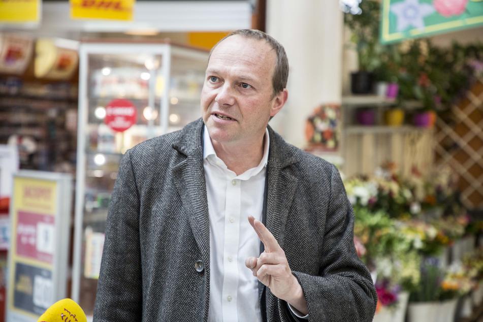 Wolfram Günther (46, Grüne).