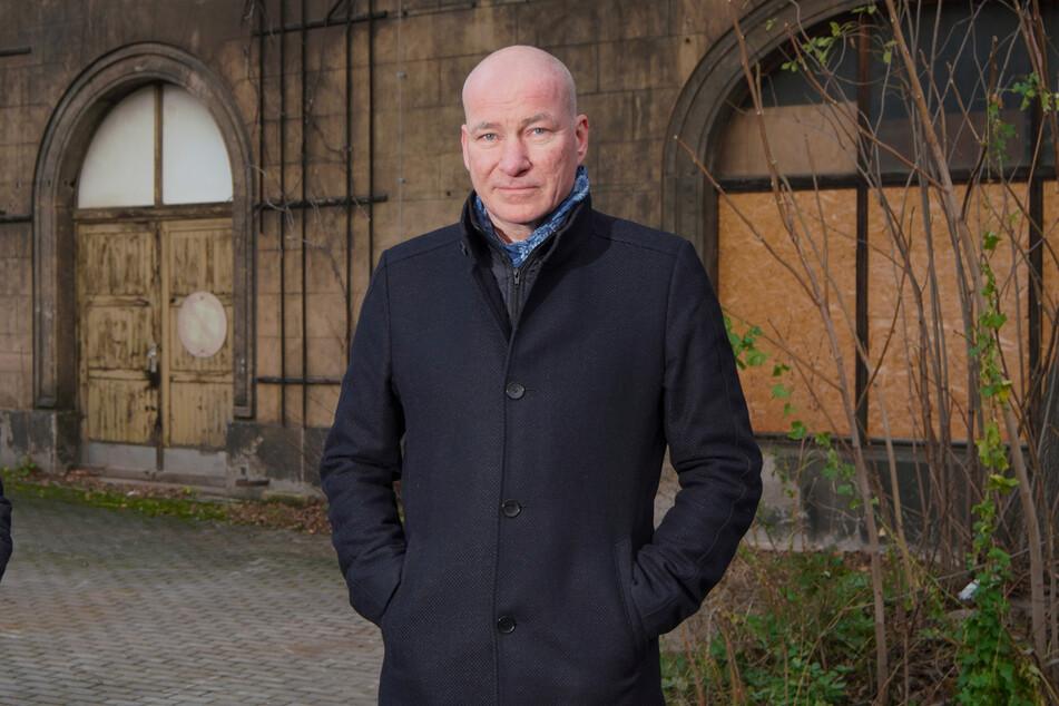 Niederlassungsleiter Steffen Funk (53) will damit im Sommer 2023 fertig sein.