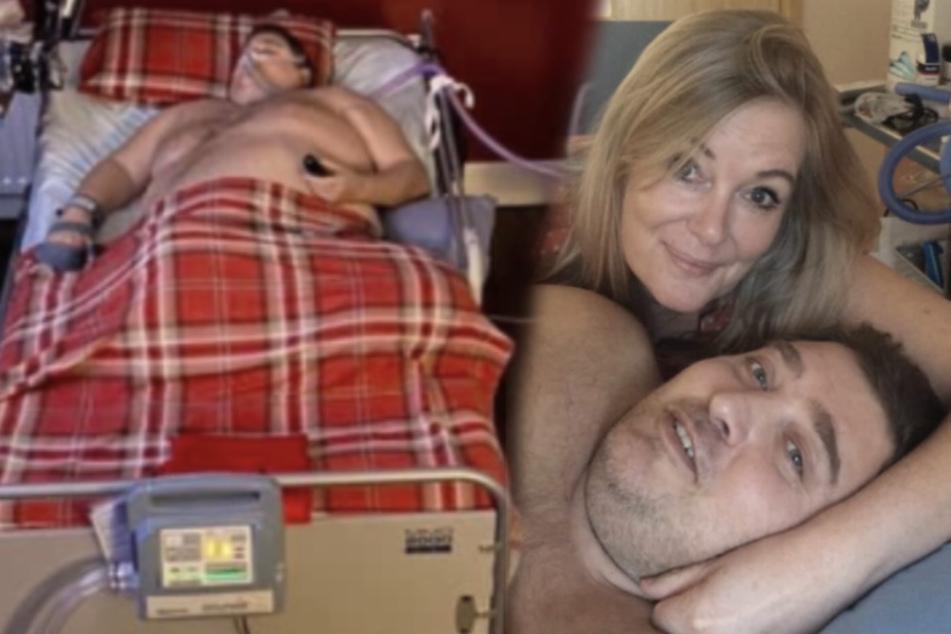 Frontal-Crash überlebt: Familienvater schickte bereits Abschiedsnachricht aus dem Auto-Wrack