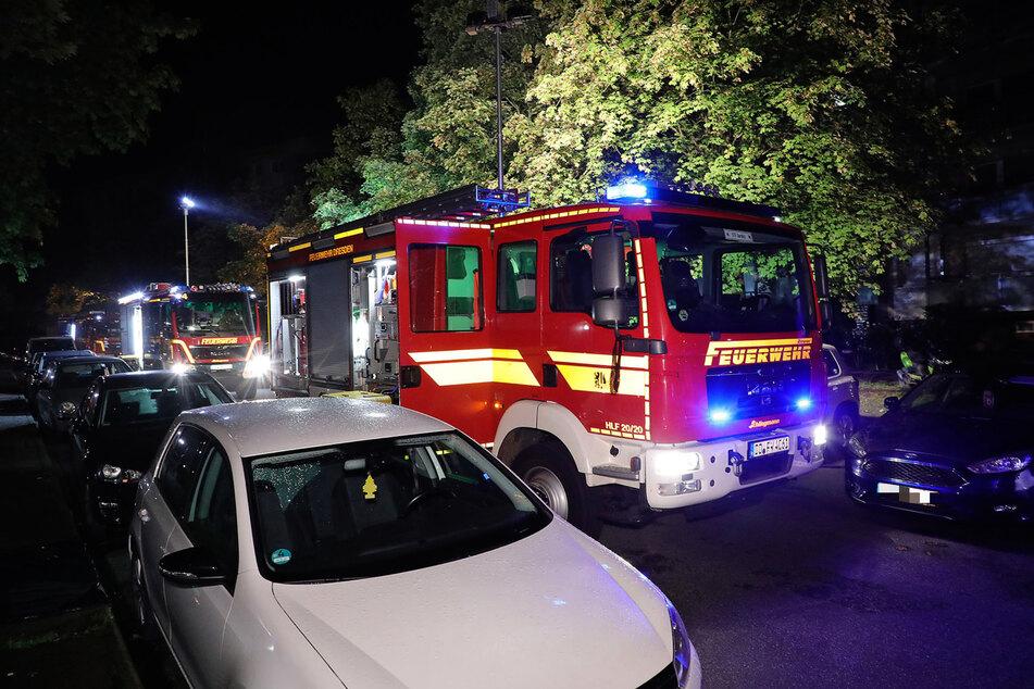 Bisher ist die Ursache für den Brand noch ungeklärt. Glücklicherweise wurde niemand verletzt.