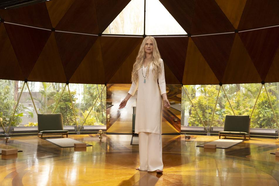 Resort-Leiterin Masha (Nicole Kidman, 54) hat eine dunkle Vergangenheit hinter sich.