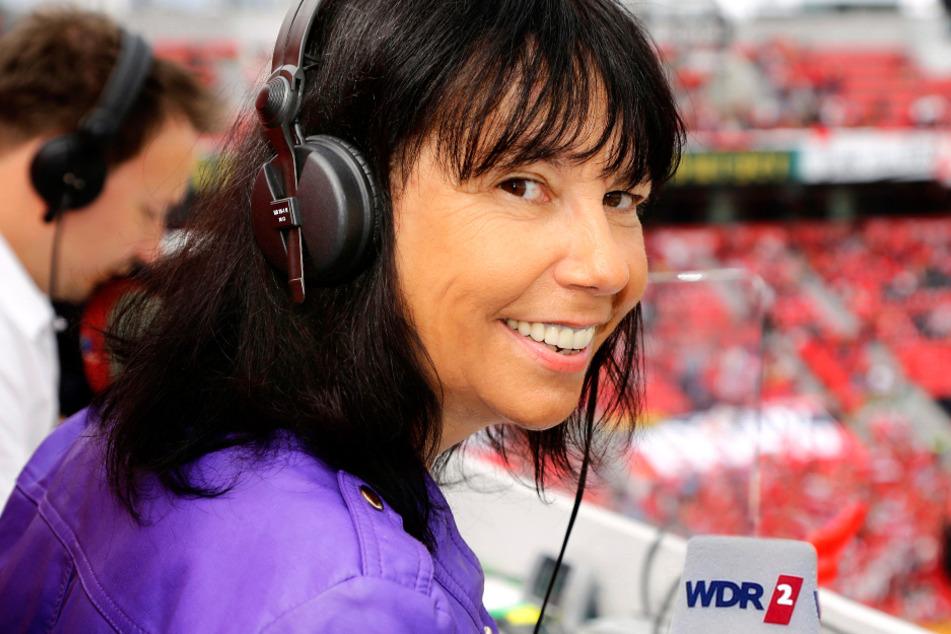Sport-Journalistin Sabine Töpperwien ist von Würdigungen zu ihrem Abschied überwältigt