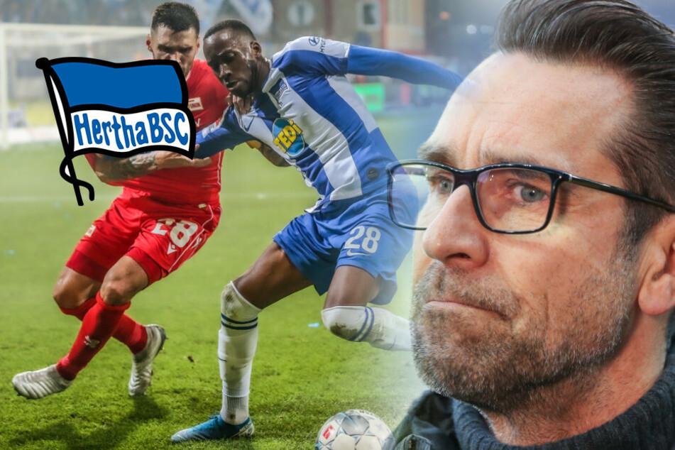 """Hertha von Ausfällen """"recht empfindlich"""" getroffen"""