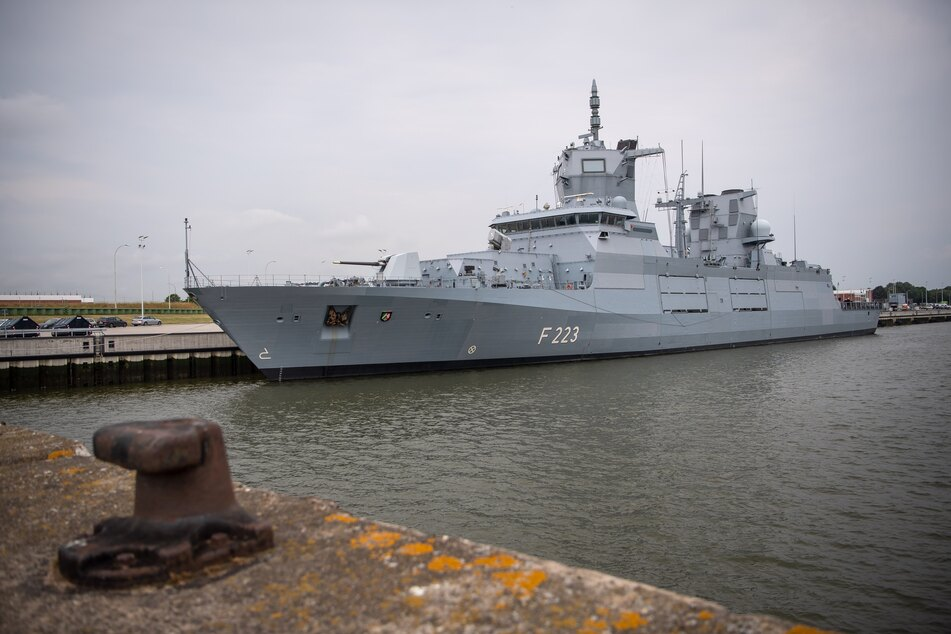 Dieses neue Kriegsschiff trägt einen besonderen Namen