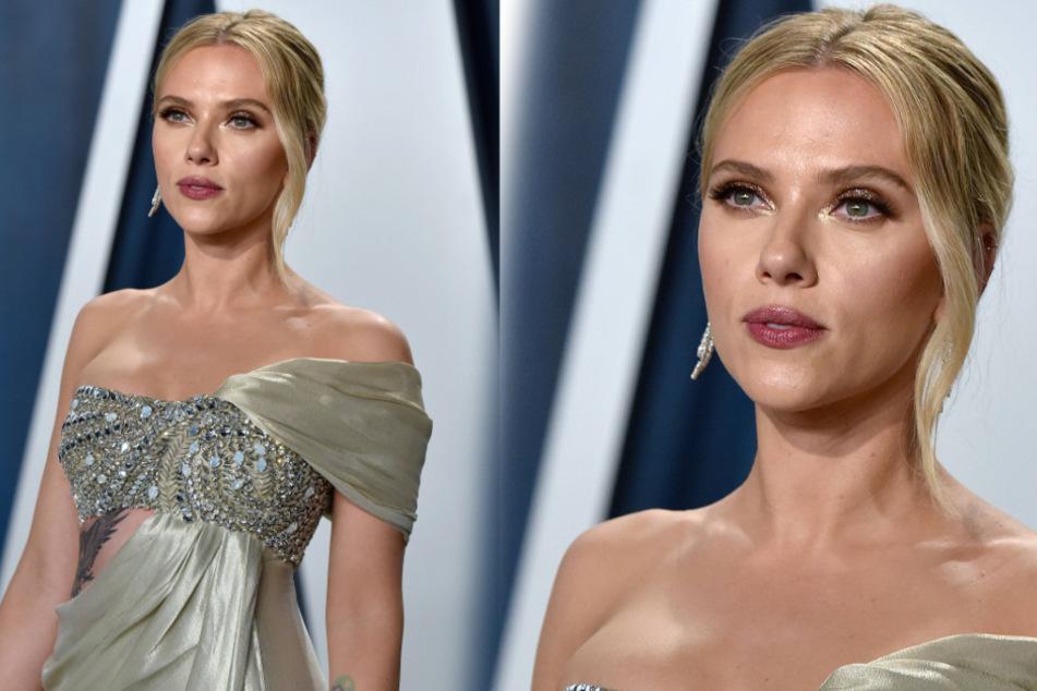 Schauspielerin Scarlett Johansson (35).