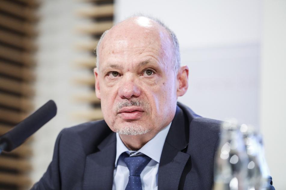 """LKA-Chef Petric Kleine, dessen Behörde jetzt ermittelt, war bis 2017 Kripo-Chef in Leipzig, mithin unterstand ihm auch die """"ZentraB Fahrrad""""."""