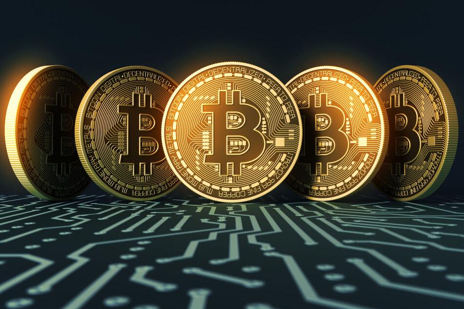 9000 Dollar in Bitcoin hatte Ina R. (41) bereits überwiesen.