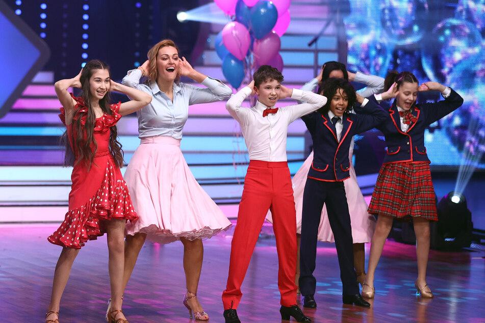 """Ab Sonntag, 16. Mai, wird """"Let's Dance - Kids"""" auch im Free-TV zu sehen sein. Die Show ist eine echte Weltpremiere, war bislang aber nur auf TVNOW zugänglich."""