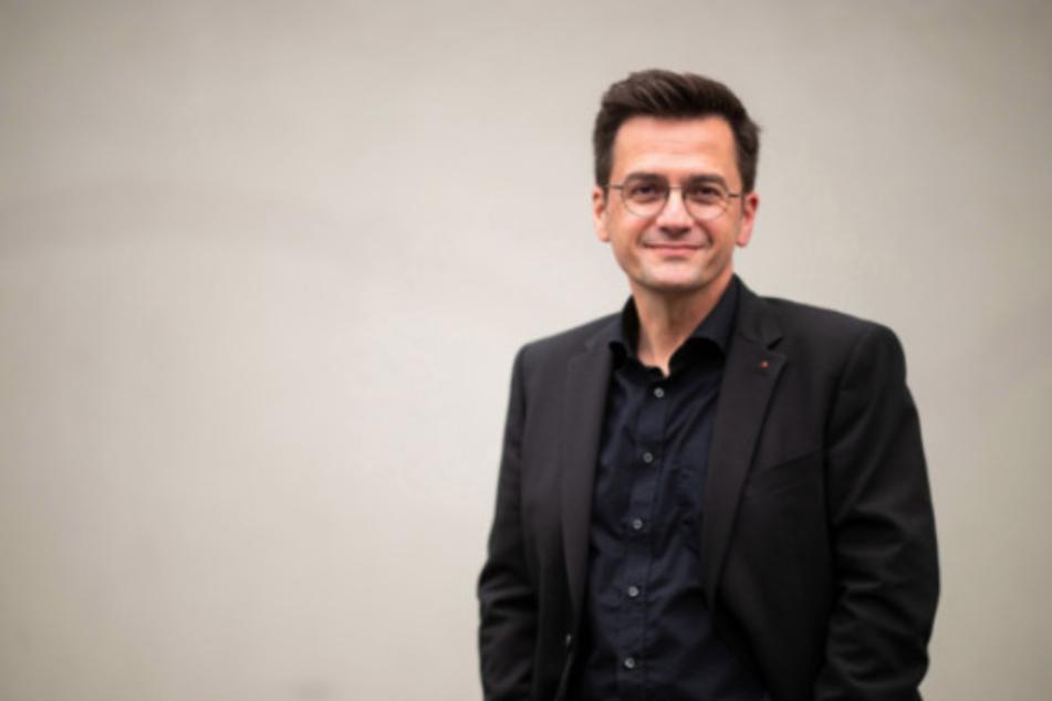 Thomas Kutschaty (52), SPD-Fraktionsvorsitzender im nordrhein-westfälischen Landtag.