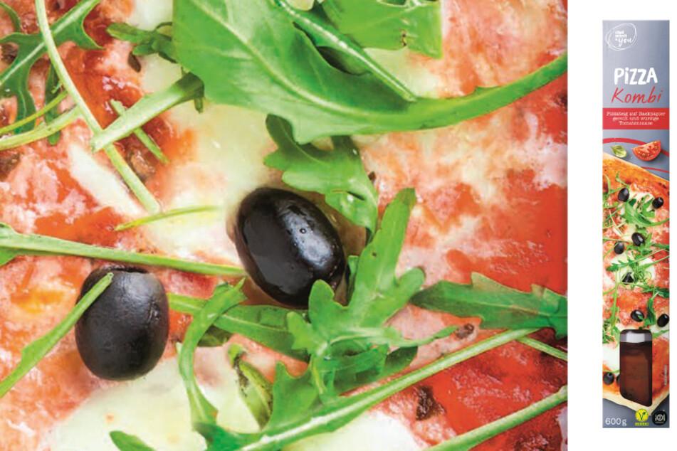 Metall in Tomatensoße: Lidl-Supermärkte rufen backfertigen Pizzateig zurück